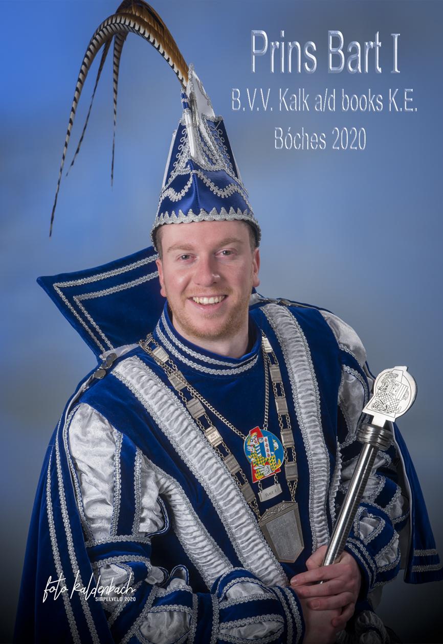 Proklamatie Prins Bart I